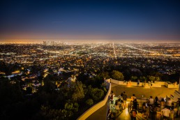 Griffith Observatory, Los Angeles - seen by streb