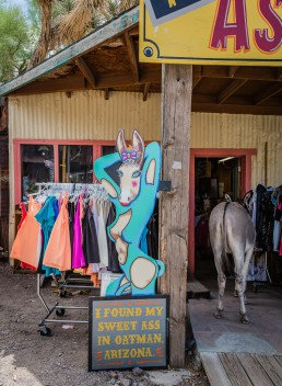 Oatman, Arizona - seen by streb