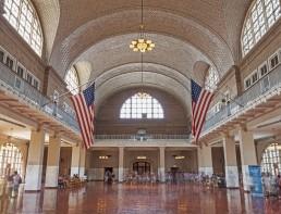Ellis Island, NYC - seen by streb