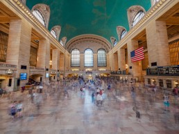 Grand Central Station, NYC | seen by streb