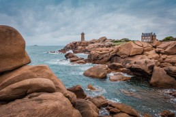 Bretagne, Frankkreich - seen by streb