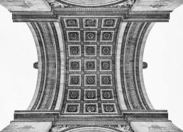 Triumphbogen (Arc de Triomphe), Paris - seen by streb