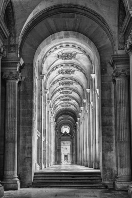 Louvre, Paris - seen by streb