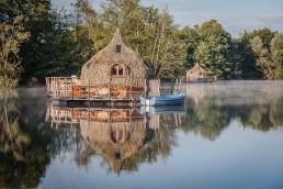 Les Cabanes Des Grands Lacs, Frankreich - seen by streb