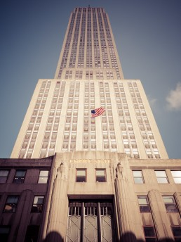 Empire State Building, NYC | seen by streb
