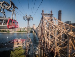 Roosevelt Island Tramway NYC | seen by streb