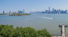 NYC Panorama seen by streb