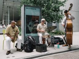 Jazztrio in NYC | seen by streb
