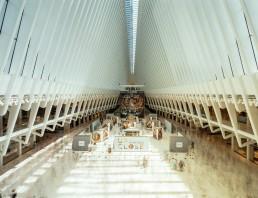 World Trade Center Transportation Hub | seen by streb