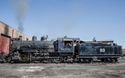 The Nevada Northern Railway Museum (Ely, Nevada) - seen by streb