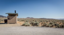 Häusl im Nirgendwo (Nevada) - seen by streb