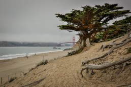 Baker Beach, San Francisco - seen by streb