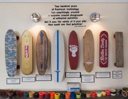 Skateboard Museum, Morro Rock, Kalifornien