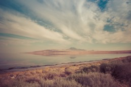 Antelope Island, Great Salt Lake (Salt Lake City, Utah) - seen by streb