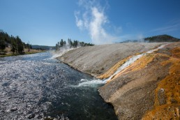 Yellowstone National Park, USA - seen by streb