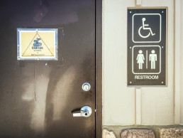 Restroom, Nevada