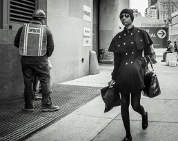 NYC Streetphotography - seen by streb