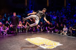 Breakdance Artist, B-Boy - Circle Industry Salzburg