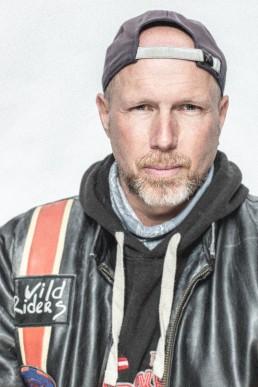 Portrait Fotograf Salzburg - Willi Streb